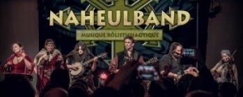 Concert : Naheulband, Belyscendre, Compaignie Alaïs