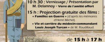« Les Vidaubannais morts pour la France »