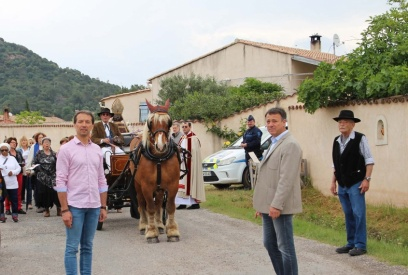 Procession à Saint-Pons 13/05