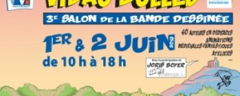 Vidau'Bulles - 3e Salon BD