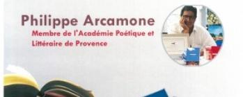 Rencontre-dédicaces : Philippe Arcamone