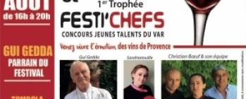 Trophée Festi' Chefs Jeunes Talents