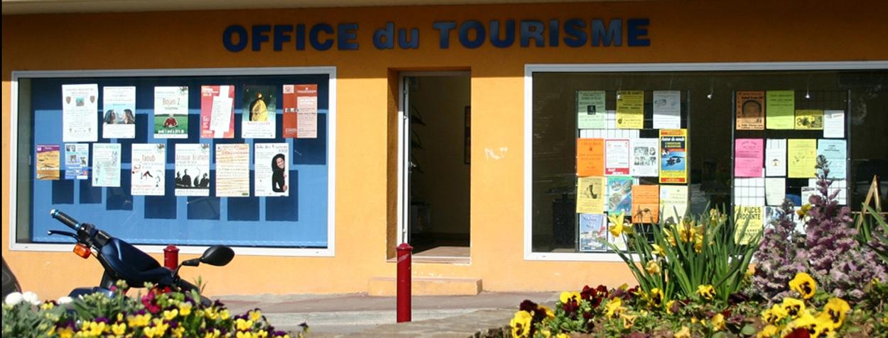 Fermetures Office Tourisme