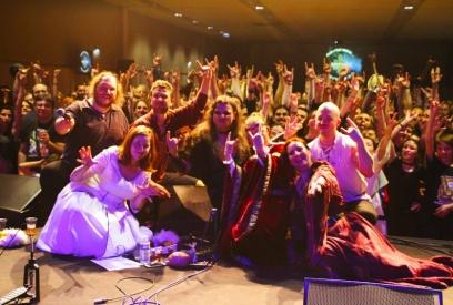 Concert du Naheulband 06/10