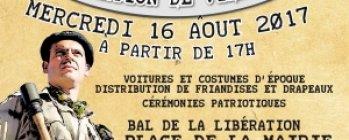 73° Anniversaire de la Libération de Vidauban