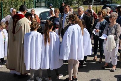 Procession à Saint-Pons 12/05
