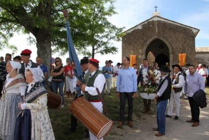 Procession à Saint-Pons 14/05