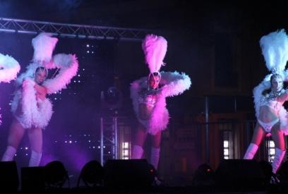 Revue Cabaret 10/08