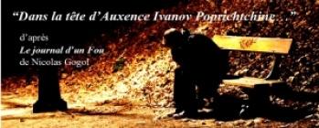 « Dans la tête d'Auxence Ivanov Proprichtchine… »