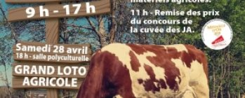 Salon Terroir et Traditions : Loto agricole