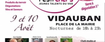 Festi'Vin & Terroir + Concours Festi'Chefs