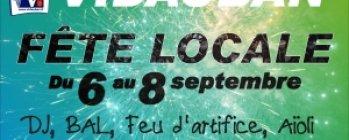 Fête Locale : Feu d'Artifice & Bal