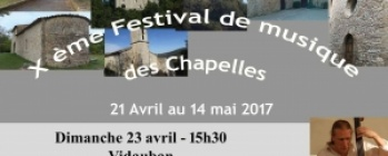 Festival de Musique des Chapelles