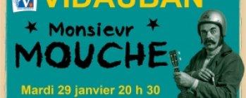 Théâtres en Dracénie : « Monsieur Mouche »
