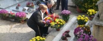 Hommage aux « morts pour la France »